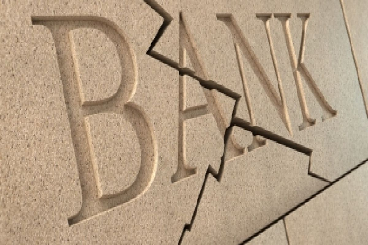 Death Of A Bank